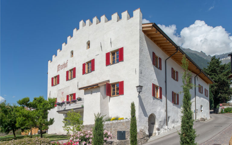 Sanierung Mairhof